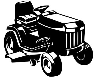 Lawn mower | Etsy