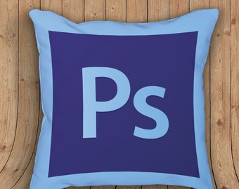 photoshop pillow - with stuffing