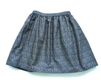 Gathered skirt for teen girl size 13-14