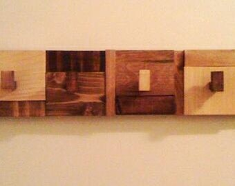 Intriguing Entryway Coat Rack - Made to order