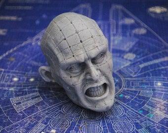 Handmade Large 3D Hellraiser Soap – Zombie, Christmas gift, stocking gift, Novelty