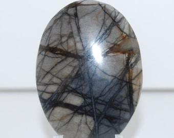 Picasso Jasper /Picasso Marble Pendant , 100 carats