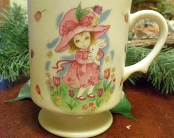 Lefton Spring Coffe Cup