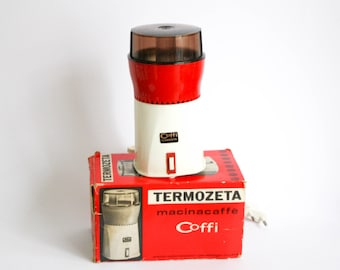 Electric coffee grinder - Termozeta - Mill - 1960s