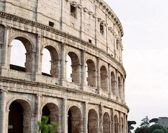 Rome, Italy - Rome Coliseum - Print of the Coliseum in Rome