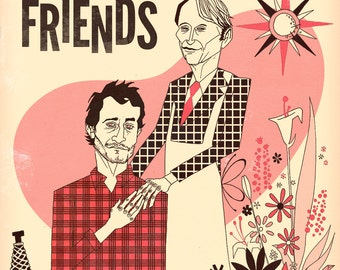 Hannibal Cookbook Poster Art Print