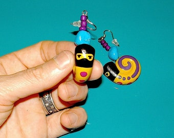 "EZLN Rebel Snails.... ""Caracoles Rebeldes"" inspired by the EZLN... zapatista snails"