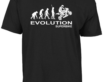 Evolution Superbike t-shirt