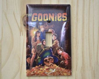 Goonies Light Switch Cover