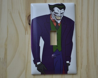 Joker Light Switch Cover