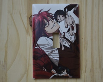 Grell Light Switch Cover