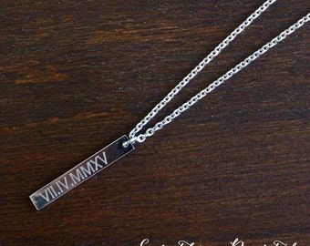 Personalized Necklace Christmas gifts Personalized Gift Personalized Jewelry gift