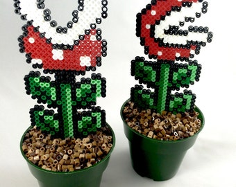 Super Mario Potted Piranha Plant (Each Sold Separately)