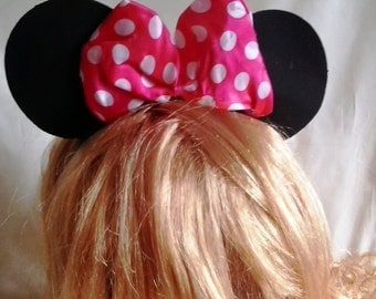 Ears Minnie Mouse
