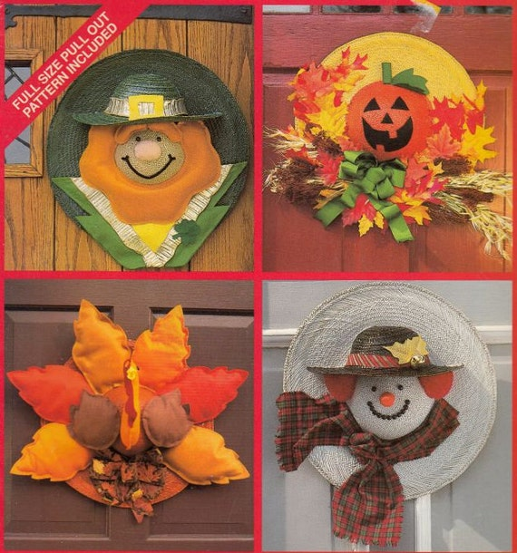 Simplicity Hats A Door Able Decorated Hats Sewing Patterns, Home Decor  Sewing Patterns, Decorative Crafts Patterns, Simplicity 3795 From  SimplyCraftSupplies ...