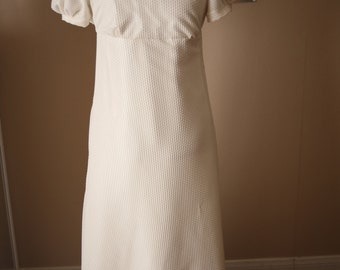 Regency Gown, Custom Jane Austen Dress