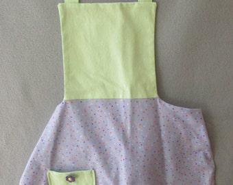 Polka Dot Apron for girls