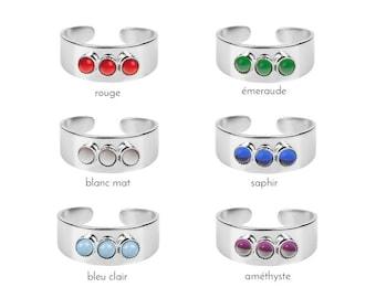 Ring silver Gabriella