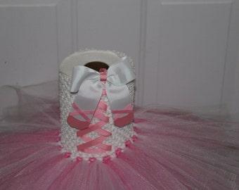 Ballerina TuTu Dress, Baby Costumes,Princess,Pink,White,Cute,Infant Dress, Homemade,Halloween,First Birthday,Princess,Toddler