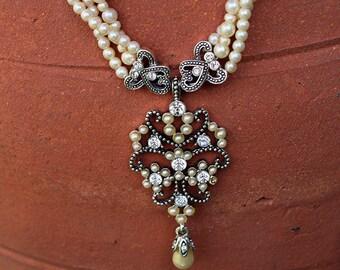 Vintage Princess Necklace