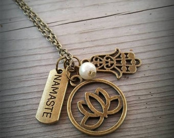Yoga / Meditation Necklace
