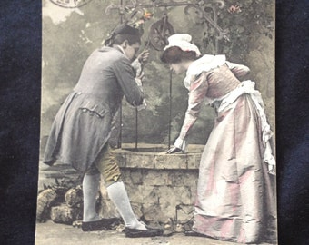 Old Postcard French