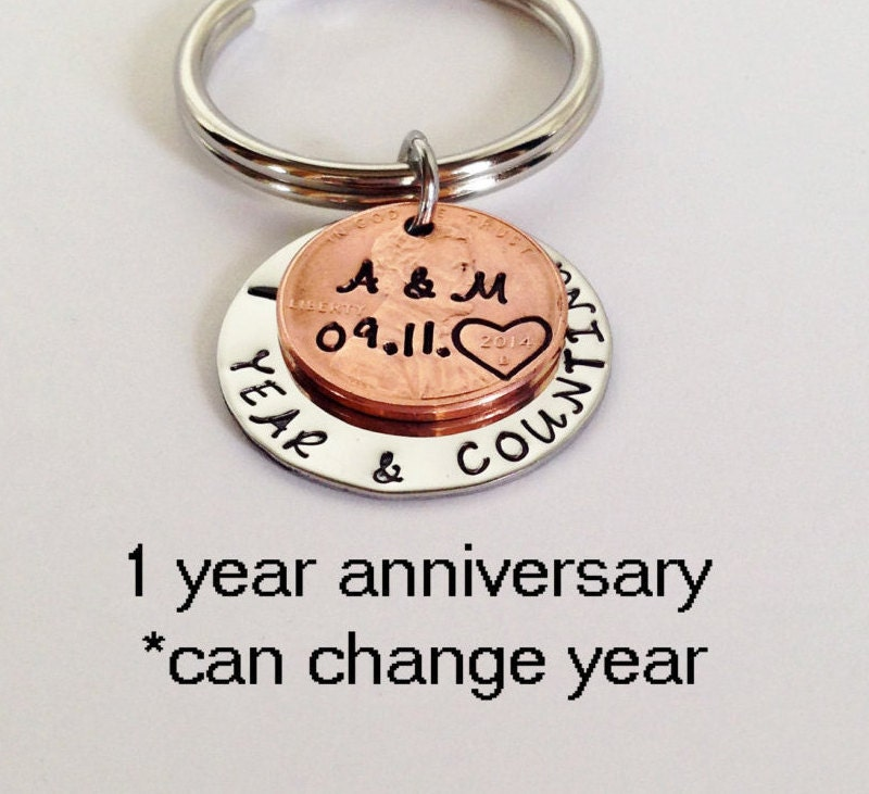 Year Anniversary Gift Anniversary Gift for Husband Gift