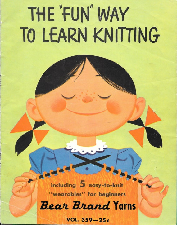 Easy Way To Learn Knitting, Knitting for Beginners, Easy Knitting, Patterns B...