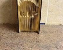 r.i.p headstone book folding pattern 230 folds PATTERN ONLY, headstone book fold pattern, Halloween book fold, scary book fold pattern,book