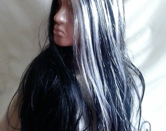 Witch Wig for Gothic Beauties
