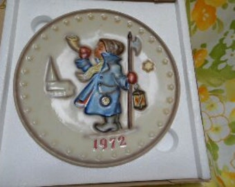 1972 Humel plate