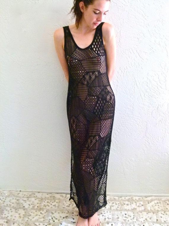 90s Patch It Up Dress