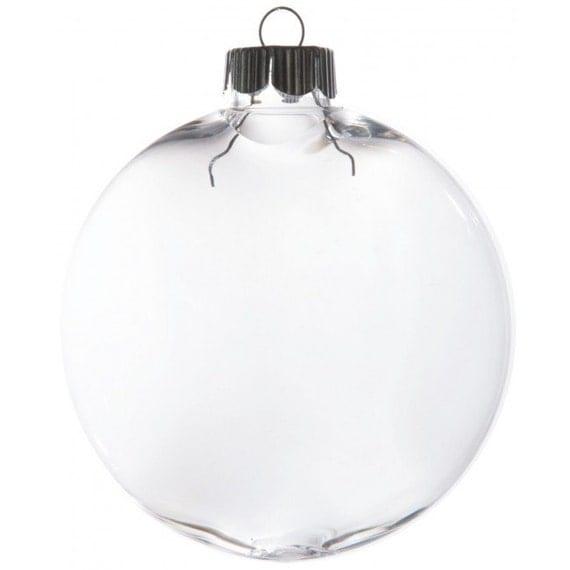 Bulk Christmas Ornaments Balls: Bulk Case Shatterproof Clear Plastic Ornaments By