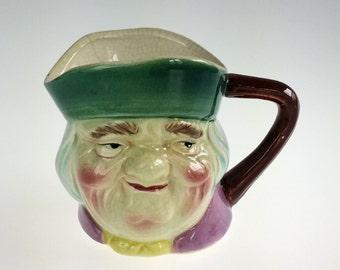 Toby Character Philpotts Jug Vintage Japan Porcelain Mug