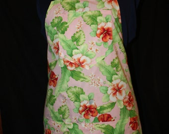 Hand made apron
