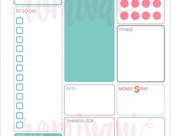Daily planner 03 PDF