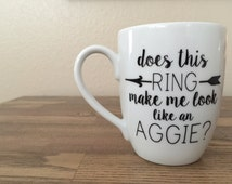Popular Items For Aggie Ring On Etsy