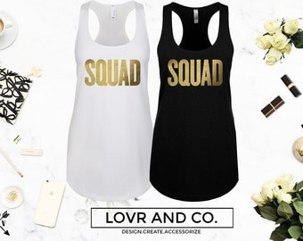 Bride Squad- bridesmaid shirts- bachelorette party- bachelorette favors- bridesmaid gifts- drunk in love- bride shirt-gifts for her- feyonce