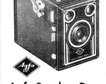 Manual   Agfa Synchro-Box