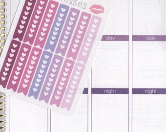 Purple Page Flags / To-Do Lists