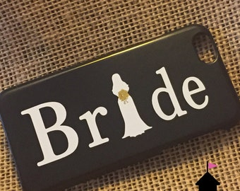BRIDE iPhone 6 / 6+ Case | Gift for the Bride | Cute Phone Case For The Bride