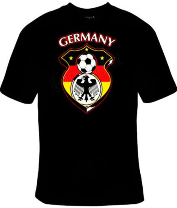 soccer euro cup germany t- shirt