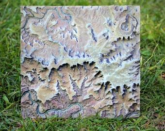 "Shop ""national park map"" in Sculpture"