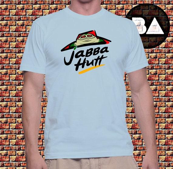 Jabba Hutt Mens T-shirt For Geek Fans Of Star Wars By