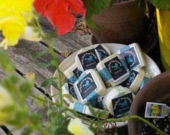 Lime Bergamot Soap