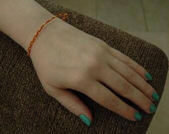 Customized Braided Friendship Bracelet