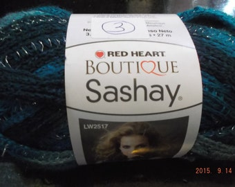 Red Heart Boutique Sashay Yarn Jive #1940
