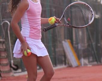 Wimbledon Tennis Clothes Outfit | Tennis Skirt Girls | Junior Tennis Wear Apparel