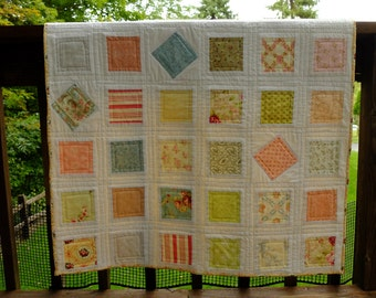 Patchwork Quilt by Made Marion