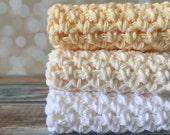 Dishcloth - Hand Crocheted Ready To Ship